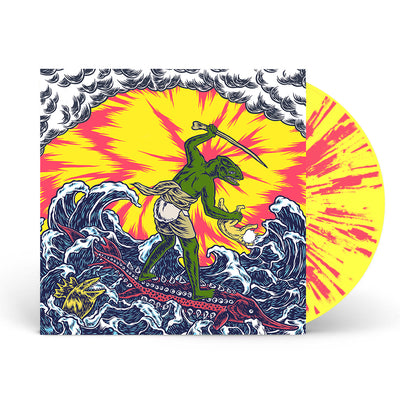 Teenage Gizzard (Splatter Vinyl)