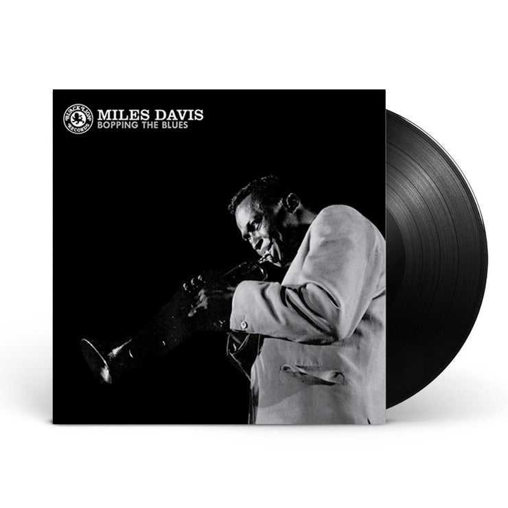 Boppin' The Blues Black Audiophile Release Vinyl
