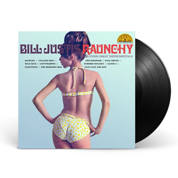 Raunchy & Other Great Instrumentals Black Vinyl