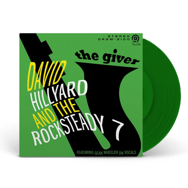 The Giver Green Vinyl