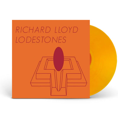 Lodestones Transparent Orange Vinyl