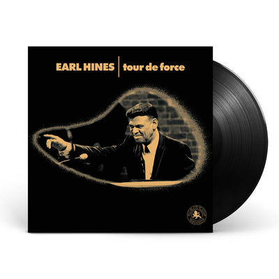 Tour De Force Black Vinyl