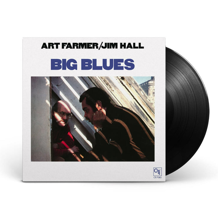 Big Blues Black 180g Vinyl
