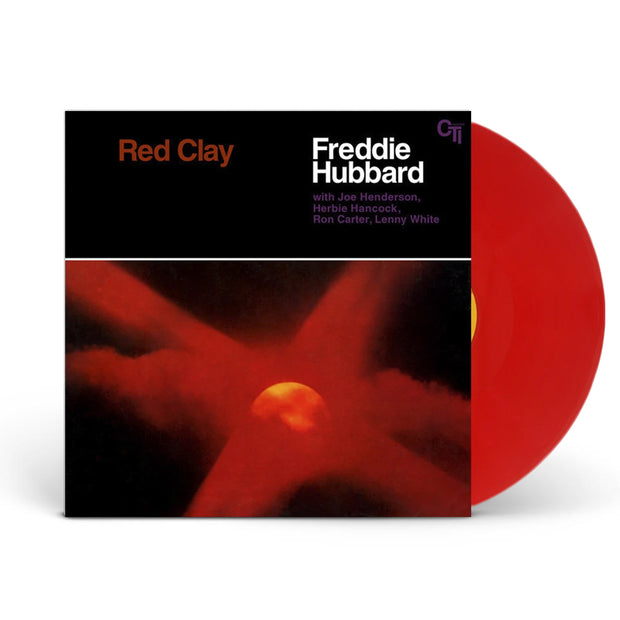 Red Clay Red Vinyl