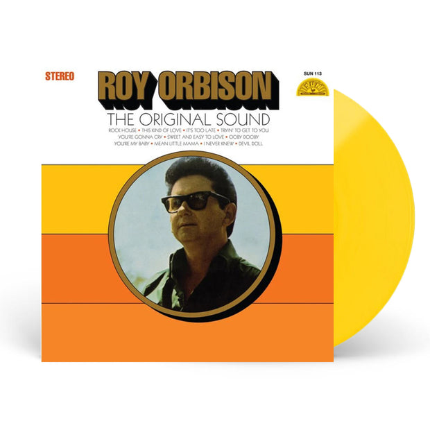 The Original Sound Yellow Vinyl