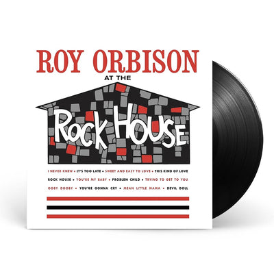 At The Rock House Black Vinyl