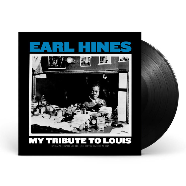 My Tribute To Louis: Piano Solos Black Vinyl