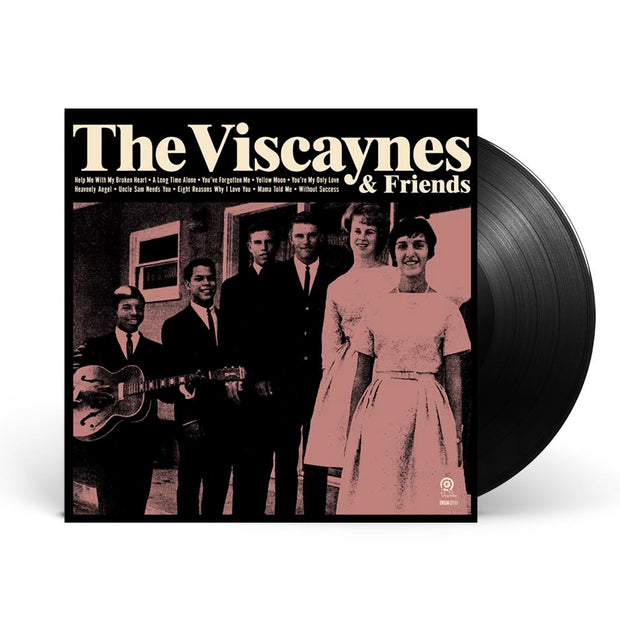 The Viscaynes & Friends Black Vinyl