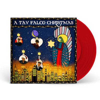 A Christmas Red Vinyl