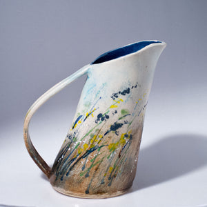 Windflower Pitcher