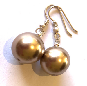 Discontinued Colour Sophie Collection Swarovski® Crystal Pearl Earrings