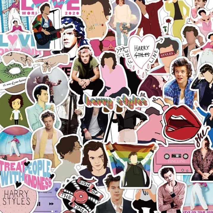 Harry Styles Sticker Surprise Pack