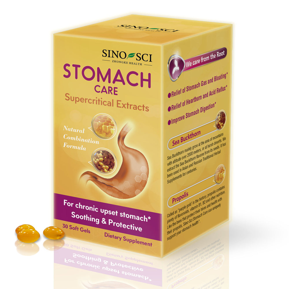 Sino-Sci Stomach Care Stomach Relief