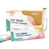 BOTAVA Oat Bran Coconut Powder