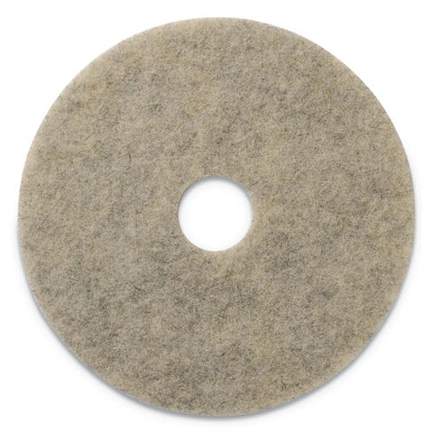 "Porko Plus Burnishing Pads, 27"" Diameter, Grayish Black, 2-ct"