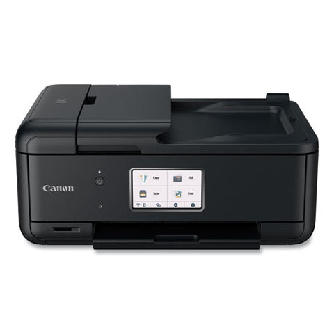 Pixma Tr8620 Wireless All-in-one Inkjet Printer, Copy-fax-print-scan