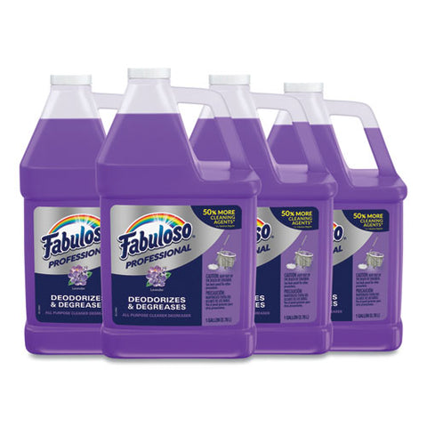 All-purpose Cleaner, Lavender Scent, 1gal Bottle, 4-carton