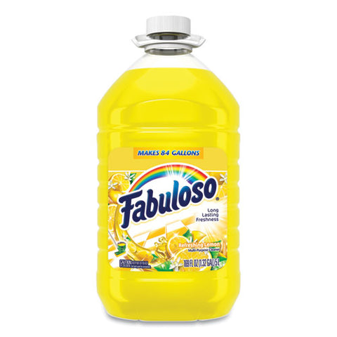 Multi-use Cleaner, Lemon Scent, 169 Oz Bottle