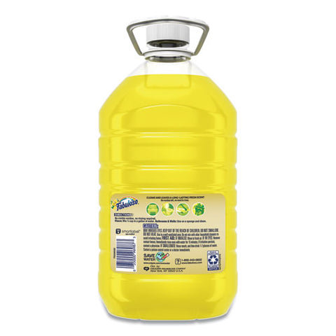 Multi-use Cleaner, Lemon Scent, 169 Oz Bottle, 3-carton