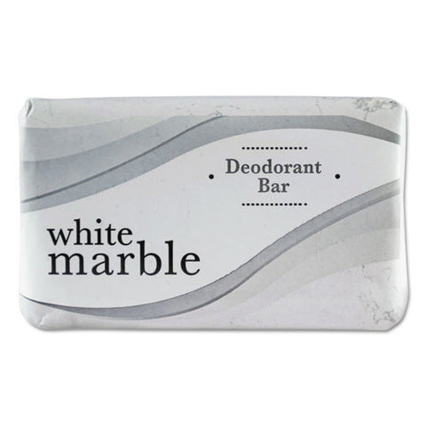 Amenities Deodorant Soap, Pleasant Scent, # 3 Individually Wrapped Bar, 200-carton