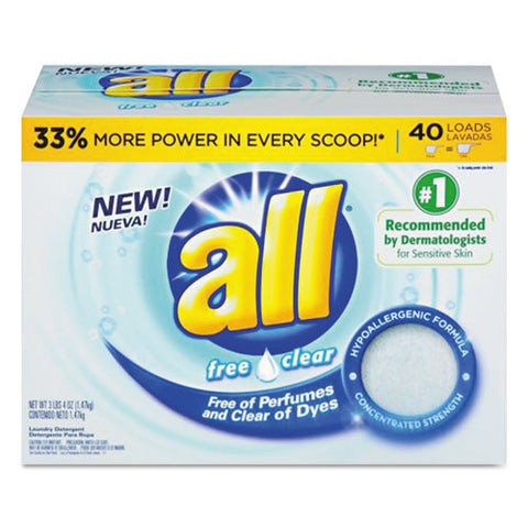 All-purpose Powder Detergent, 52 Oz Box