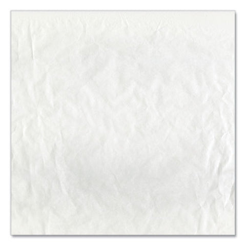 All-purpose Food Wrap, Dry Wax Paper, 14 X 14, White, 1,000-carton