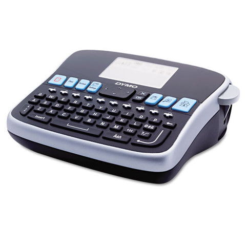 Labelmanager 360d Label Maker, 2 Lines, 2.8 X 7.76 X 5.9