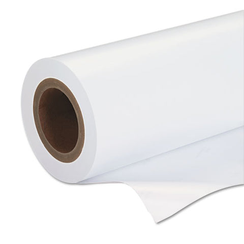 "Premium Luster Photo Paper, 3"" Core, 10 Mil, 36"" X 100 Ft, Premium Luster White"