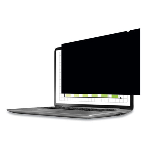 "Privascreen Blackout Privacy Filter For 14.1"" Widescreen Lcd-notebook, 16:10"