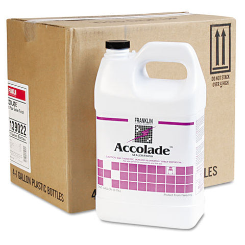 Accolade Floor Sealer, 1gal Bottle, 4-carton