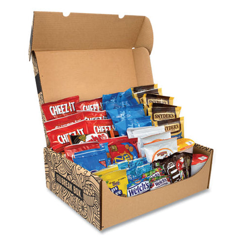 Party Snack Box, 45 Assorted Snacks, Free Delivery In 1-4 Business Days