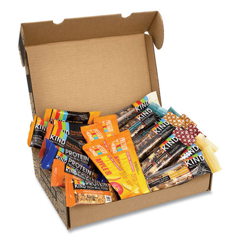Favorites Snack Box, Assorted Variety Of Kind Bars, 2.5 Lb Box, 22 Bars-box, Free Delivery In 1-4 Business Days