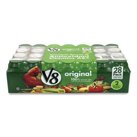 Vegetable Juice, 11.5 Oz Can, 28-pack, Free Delivery In 1-4 Business Days