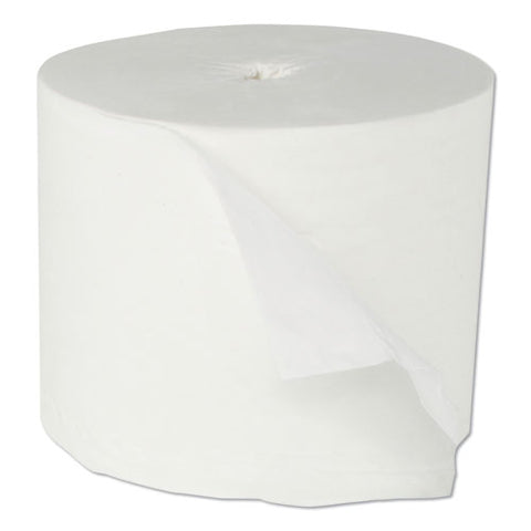 Essential Extra Soft Coreless Standard Roll Bath Tissue, Septic Safe, 2-ply, White, 800 Sheets-roll, 36 Rolls-carton