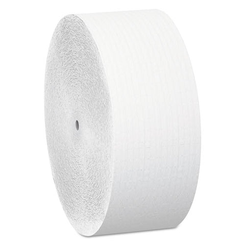 Essential Coreless Jrt, Septic Safe, 2-ply, White, 1150 Ft, 12 Rolls-carton