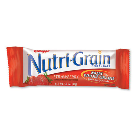 Nutri-grain Soft Baked Breakfast Bars, Strawberry, 1.3 Oz, 8-box