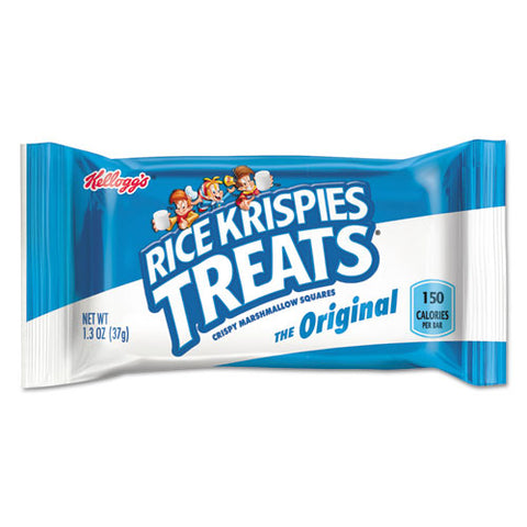 Rice Krispies Treats, Original Marshmallow, 1.3 Oz Snack Pack, 20-box