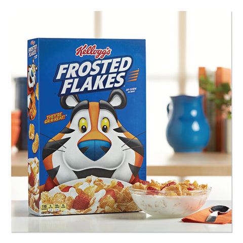 Frosted Flakes Breakfast Cereal, Bulk Packaging, 40 Oz Bag, 4-carton