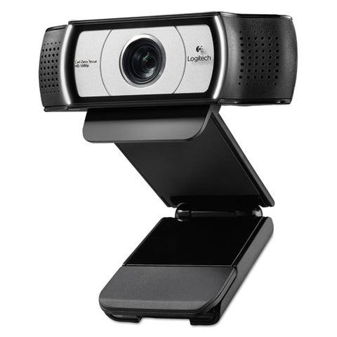 C930e Hd Webcam, 1920 Pixels X 1080 Pixels, 2 Mpixels, Black