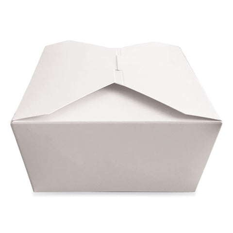 Takeout Containers, 5.98 X 4.72 X 2.51, White, 300-carton