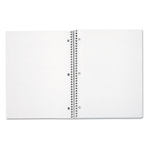 Spiral Notebook, 3 Subjects, Medium-college Rule, Assorted Color Covers, 11 X 8, 120 Sheets