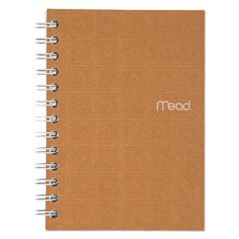 Recycled Notebook, 1 Subject, Medium-college Rule, Assorted Color Covers, 7 X 5, 80 Sheets