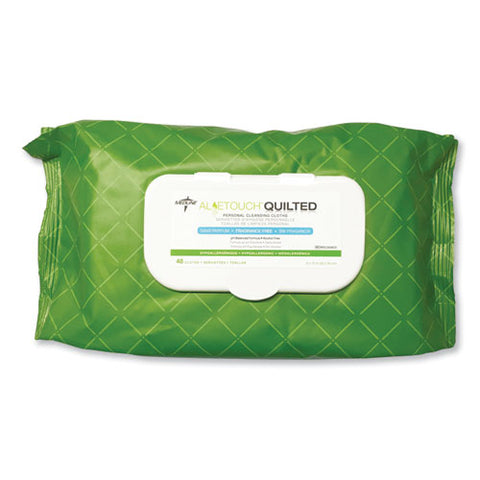 Fitright Select Premium Personal Cleansing Wipes, 8 X 12, 48-pack, 12 Pks-ctn
