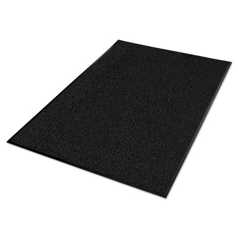 Platinum Series Indoor Wiper Mat, Nylon-polypropylene, 36 X 120, Black
