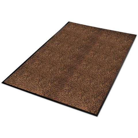 Platinum Series Indoor Wiper Mat, Nylon-polypropylene, 36 X 120, Brown