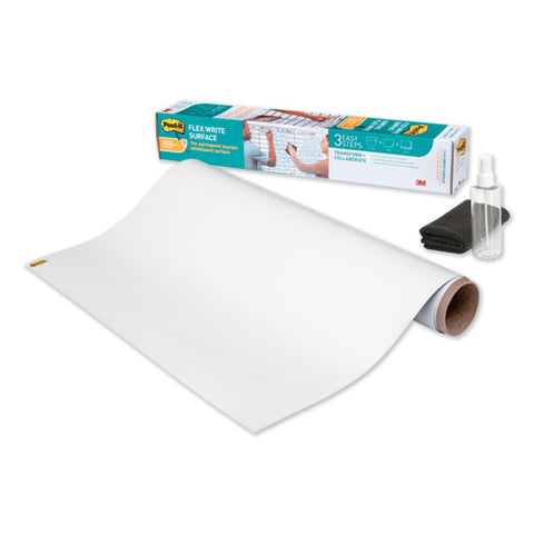 "Flex Write Surface, 96"" X 48"", White"
