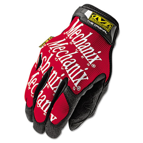 The Original Work Gloves, Red-black, Large