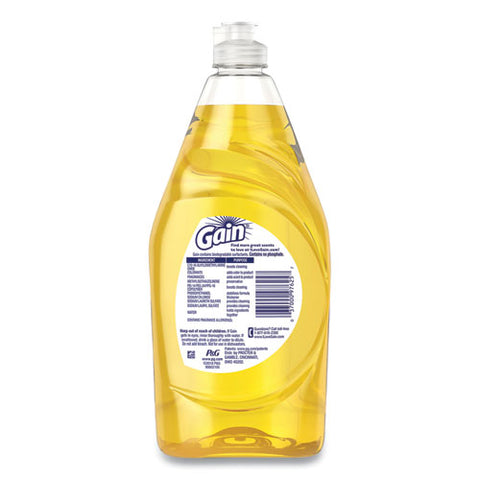 Dishwashing Liquid, Lemon Zest, 21.6 Oz Bottle