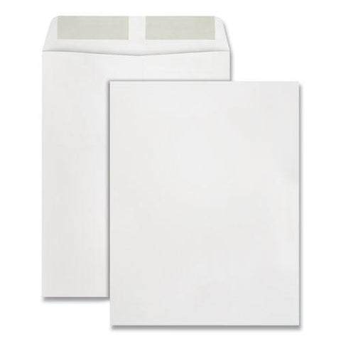 Catalog Envelope, #13 1-2, Cheese Blade Flap, Gummed Closure, 10 X 13, White, 250-box