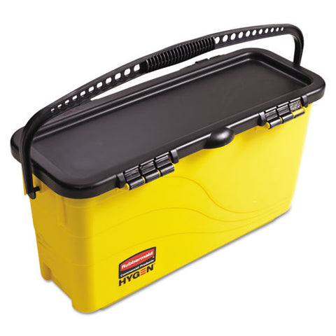 Hygen Top Down Charging Bucket, Yellow-black